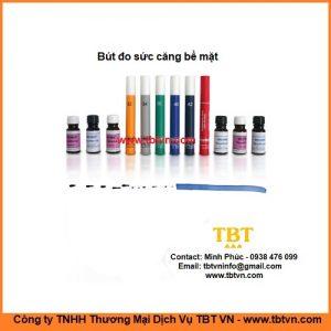 Hướng dẫn sử dụng bút đo sức căng bề mặt Dyne Test Pen