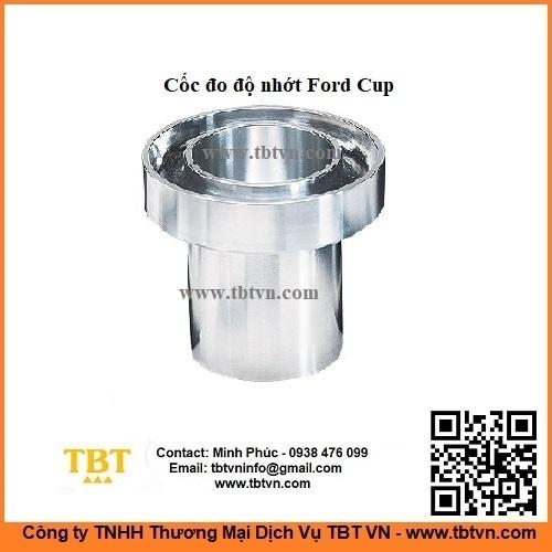Cốc đo độ nhớt Ford Cup