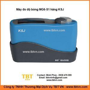 Máy đo độ bóng MG6-S1 hãng KSJ