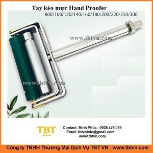 Tay kéo mực Hand Proofer