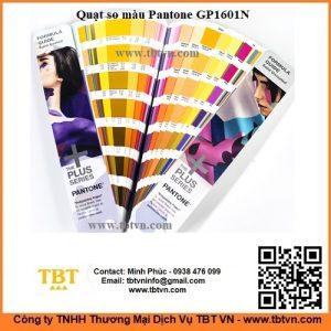 Thẻ màu Pantone GP1601N