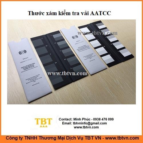 Thước xám kiểm tra vải AATCC