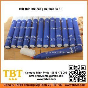 Bút thử sức căng bề mặt 40 Dyne Test Pen
