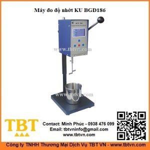 Máy đo độ nhớt KU BGD186 hãng Biuged