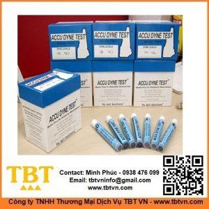 Bút thử sức căng bề mặt Accu dyne test