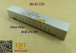BGD 225 - SAGGING TESTER