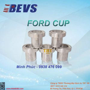 CỐC ĐO ĐỘ NHỚT BEVS 1101 FORD