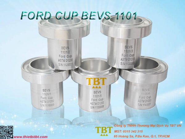 FORD CUP BEVS 1101